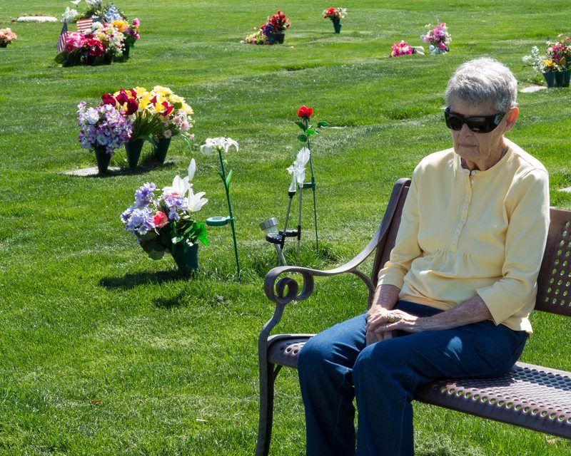 How Do You Plan for the Death of a Spouse?