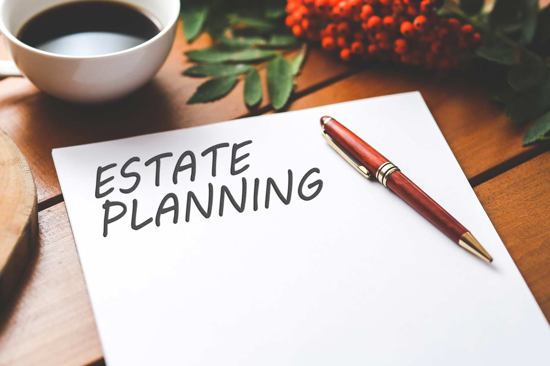 What Do I Need to Know about Estate Planning?