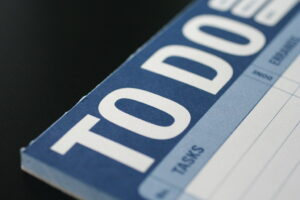 What are Top 'To-Dos' in Estate Planning?