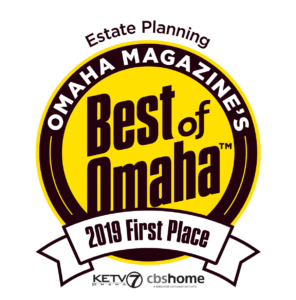 Estate Planning - FIRST PLACE 2019 Badge