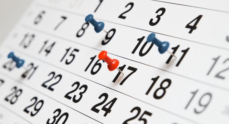 Key Dates for Planning Retirement