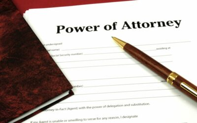 What Should a Power of Attorney Include?