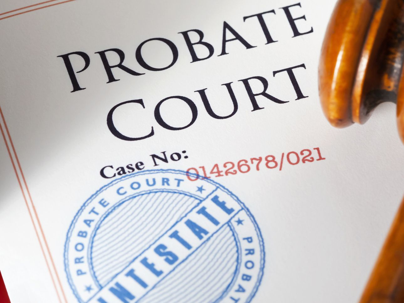 How Do You Handle Probate?
