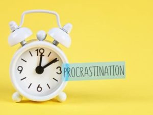 It's Time to Stop Procrastinating and Have Your Estate Plan Done