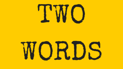 Two Words Could Undo Your Entire Estate Plan