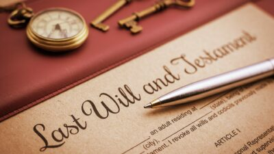 Is My Will Void If I Get Divorced?