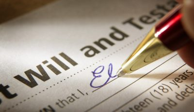Your Will and Estate Planning Checklist