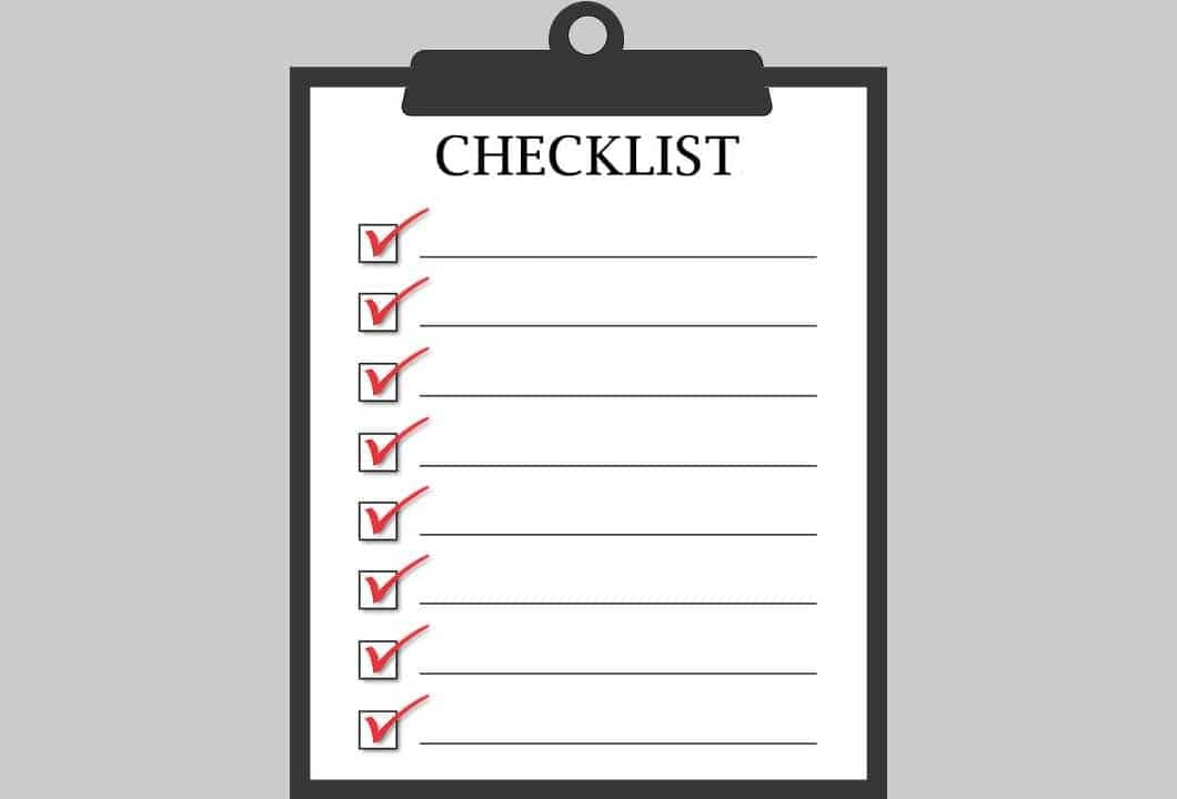 Checklist for Estate Plan's Success