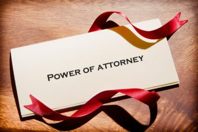 What Do I Do If I'm Named Financial Power of Attorney?