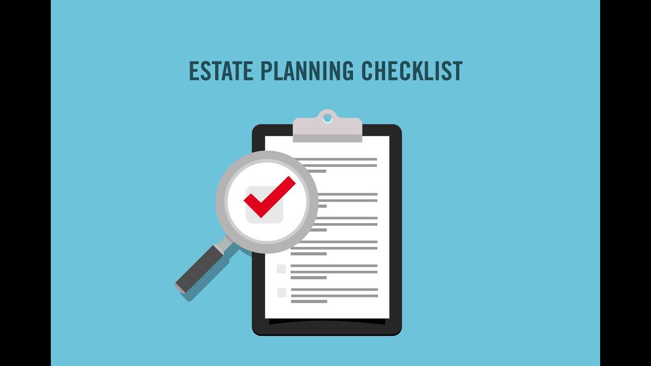Where Do You Score on Estate Planning Checklist?
