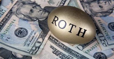 Roth IRA has a 5-Year Rule