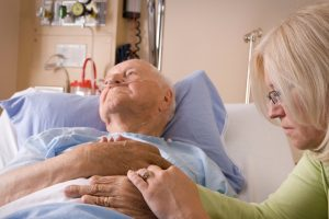 Get Estate Plan in Order, If Spouse Is Dying from a Terminal Illness