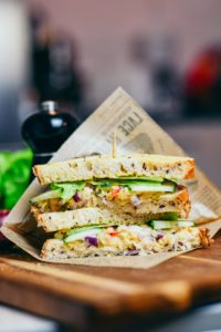 Feeling Squeezed? You Might be a Sandwich