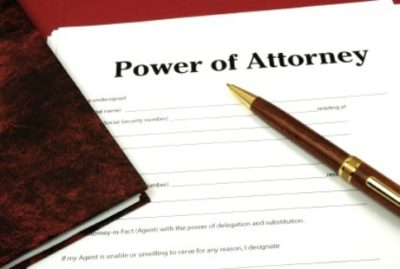 What Is So Important About Powers Of Attorney?