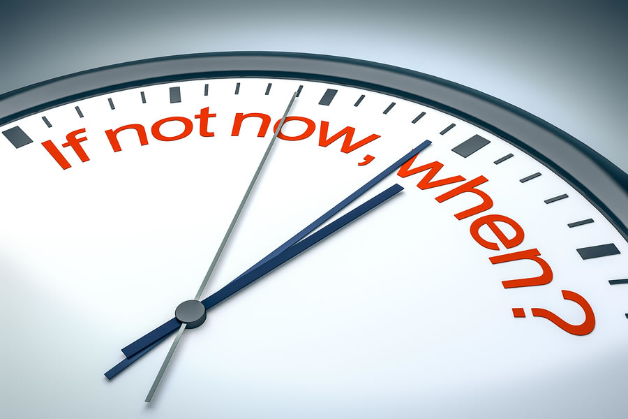 If Not Now, When? It is the Time for Estate Planning